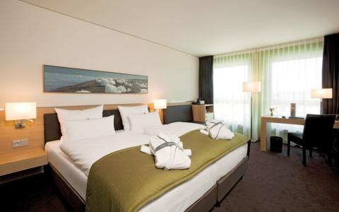 Hotelzimmer in Kiel