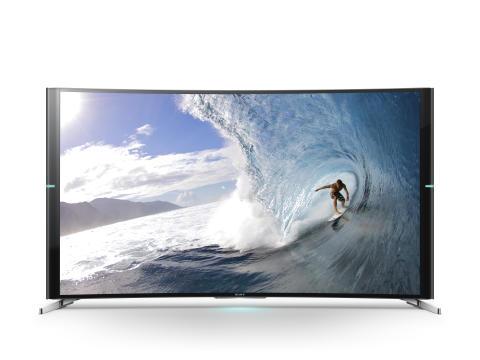 Découvrez la courbe parfaite : Le BRAVIA S90 vous plonge au cœur d'images 4K et d'un son surround envoûtant
