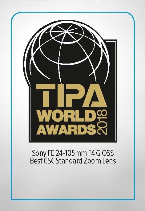 TIPA  2018_FE 24-105mm F4 G OSS