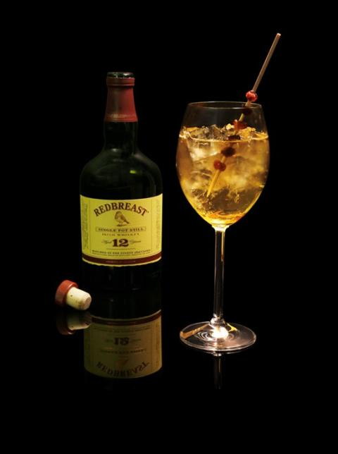 Whisky Tonic mit Redbreast, 12 years