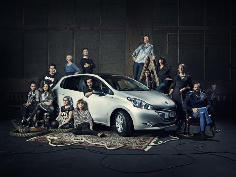 Peugeot ny partner till Svenska Moderådets  talangsatsning Swedish Fashion Talents