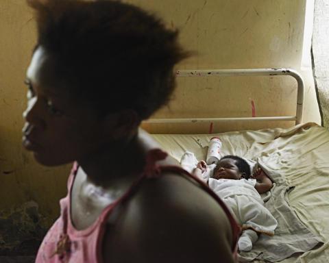 Rädda Barnens mammaindex:  Födelsedagen den farligaste dagen i ett barns liv