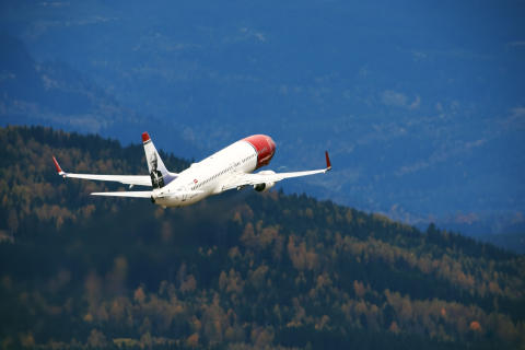 Norwegian reports 12 percent passenger growth and high load factor in August
