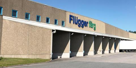 Wästbygg bygger ut Flüggers anläggning i Bollebygd