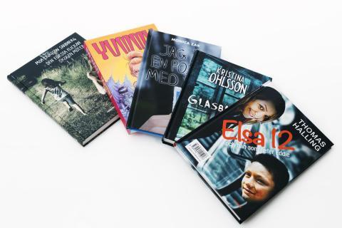 Barnens Romanpris 2013 - de nominerade böckerna