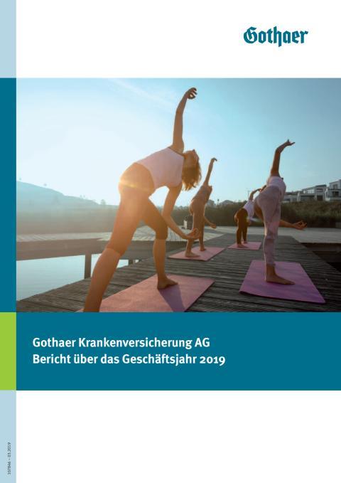 Geschäftsjahr 2019: Gothaer Krankenversicherung AG