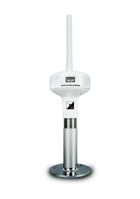 GV30 Antenne combinant AIS-GPS  Pour les Transpondeurs AIS de classe B