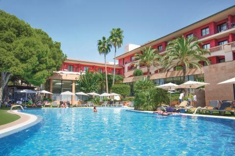 allsun Hotel Illot Park Pool 2