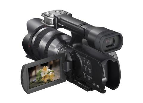 NEX-VG20E von Sony_02