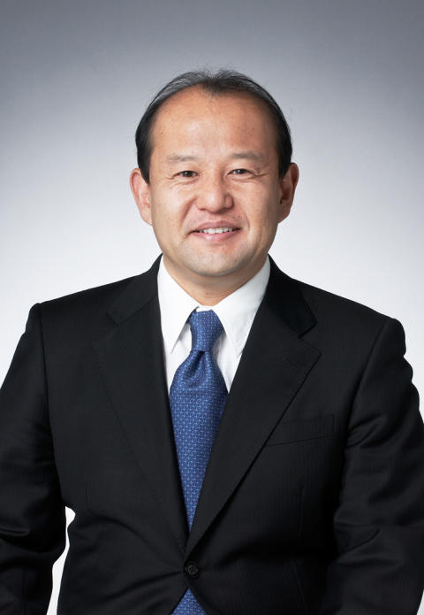 粂川 滋 Kume photo