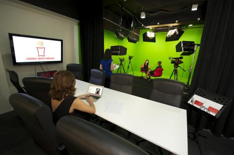 """Learn how to produce videos in-house! Join our 2-day hands-on workshop """"Video Essentials for Marketers"""""""
