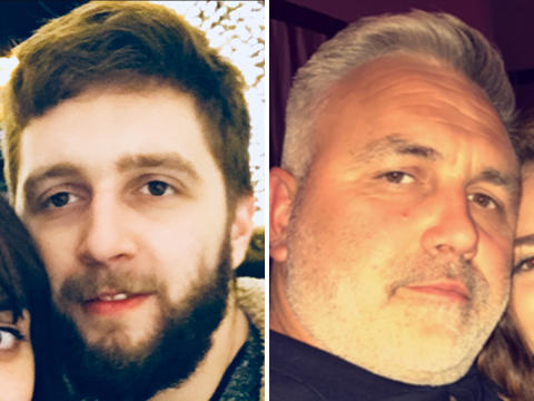 Emotional appeal for information on Daniel and Liam Poole
