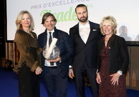 Picadeli prisas av Svenska Handelskammaren i Frankrike