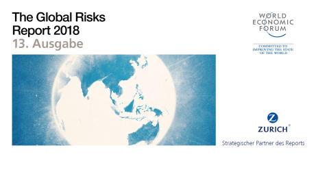 Global Risks Report 2018 zeichnet ein Bild mit wachsenden Risiken