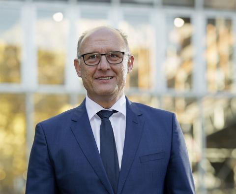 Stephan Keinath new member of the Management Board of Ed. Züblin AG