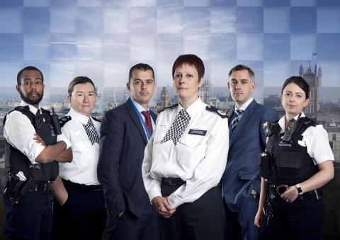 Met Police on primetime TV