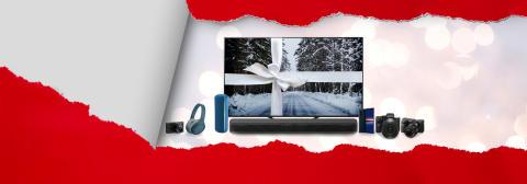 De beste Sony cadeautips voor onder de kerstboom
