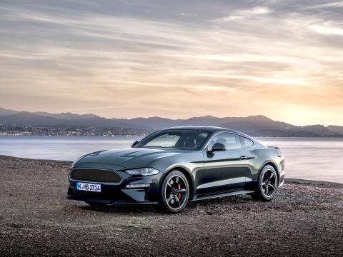 Mustang BULLITT - en filmlegende er tilbake!