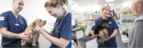 Nu nyinviger Evidensia Kungsbackas modernaste djursjukhus