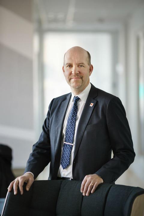 New Executive Secretary of the Marcus Wallenberg Foundation