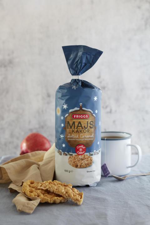 Friggs Maiskaker Salted Caramel