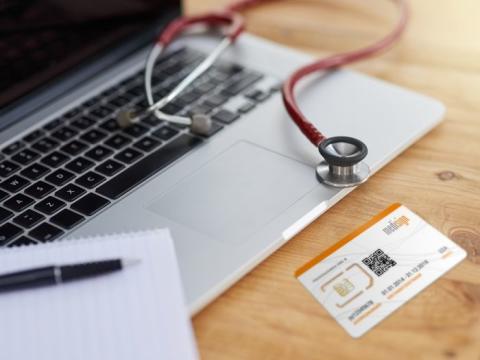 SMC-B Praxisausweis mit Kundenvorteil
