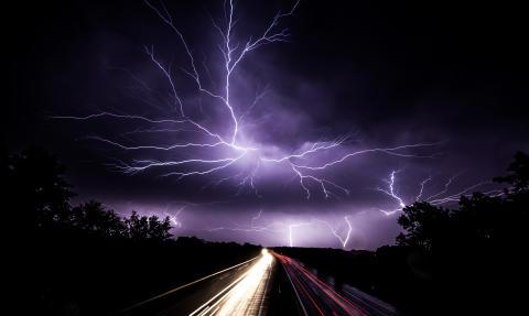 Blitz-Bilanz 2019: Zahl der Blitzschäden deutlich gesunken