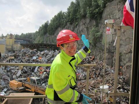 Resirkulerer vi miljøgifter i stedet for å kvitte oss med dem?