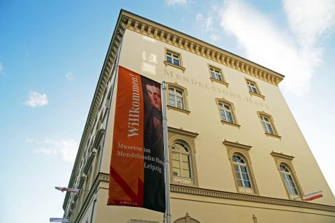 Konzerte zum Mendelssohn-Tag 2019 am 4. November in Leipzig