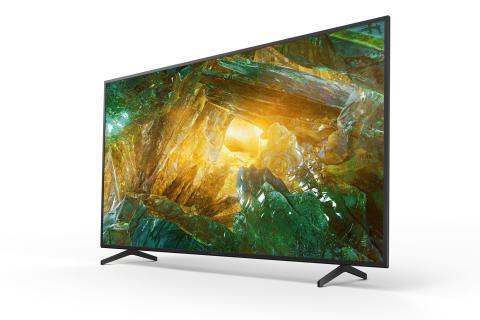 Bravia XH80 4K HDR TV