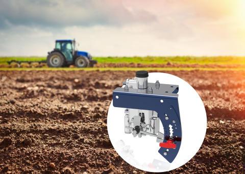 BPW: Bremskraft von ungefederten Landmaschinen endlich voll im Griff