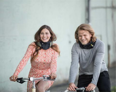 """""""Hövding ger bäst skydd av alla cykelhjälmar"""" – enligt trafiksäkerhetsforskare"""