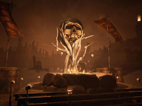 NEW VIDEO: WATCH PLAYER CITIES RISE AND FALL IN 'CONAN EXILES'
