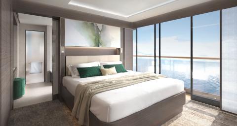 RCYC View Suite Bedroom