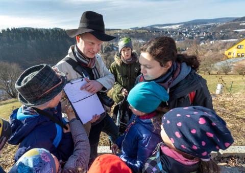 Erlebniswanderung Schwarzenberg