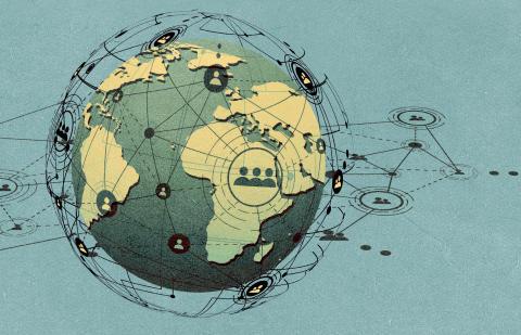 Internasjonal migrasjon - hva er det?