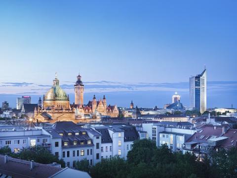 """""""Wir sind die Stadt"""" - Die wichtigsten Veranstaltungen im Festjahr """"1000 Jahre Leipzig"""""""