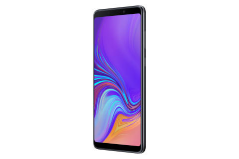 Samsung Galaxy A9 Caviar Black