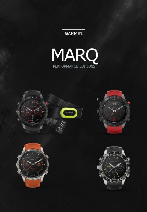 Datenblatt MARQ Performance Editionen