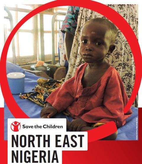 Tiden rinner ut för Nigerias svältande barn