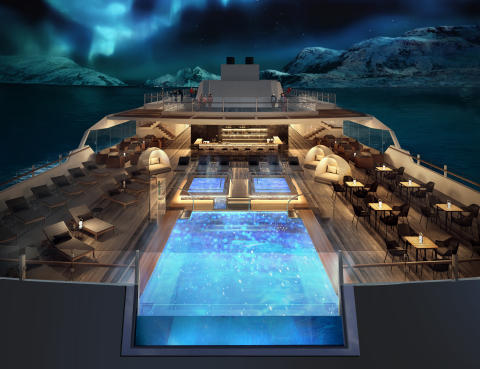 Amundsen-Open deck night