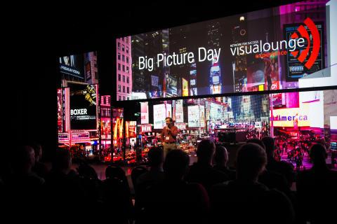 """publitec präsentierte  """"Big Picture Day"""" in den nobeo- Studios"""