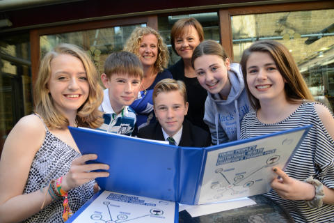 Young people help to reduce the next generation's potential obesity epidemic