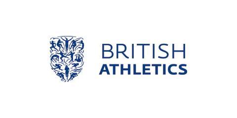 British Athletics Logo