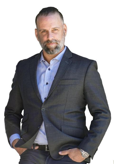 Psykolog, socionom, författare och föreläsare - Fredric Bohm