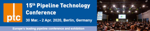 15th Pipeline Technology Conference