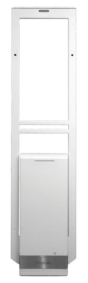 Larmbågar från Gate Security - Sensormatic Synergy 2,5m