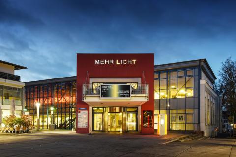 Zentrum für internationale Lichtkunst Unna
