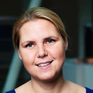Marie Ohrlander – Policy- och kommunikationsdirektör på MSD