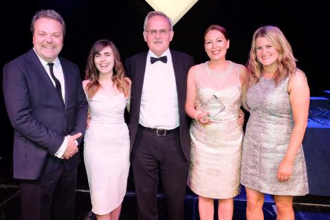 Fred. Olsen Cruise Lines receives top cruise accolade in the '2015 Group Travel Awards', for a record fifth year in a row!